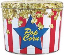 Star and Stripe Popcorn