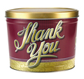 Thank You Burgundy