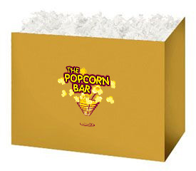 The Popcorn Bar Logo